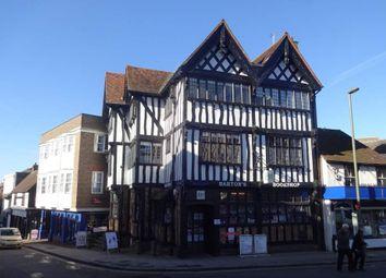Thumbnail Retail premises to let in 2 Bridge Street, Leatherhead