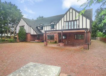 Thumbnail 8 bed detached house for sale in Maesbury Marsh, Maesbury Marsh, Oswestry, Shropshire