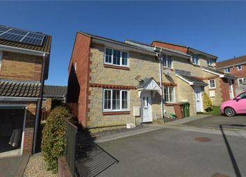 Thumbnail 3 bed end terrace house for sale in Highglen Drive, Plymouth, Devon