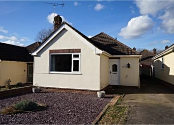Thumbnail 3 bed detached bungalow for sale in Wide Lane, Swaythling, Southampton