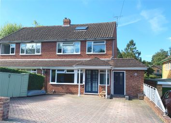 Thumbnail 5 bed semi-detached house for sale in Crouchers Croft, Winchester, Hampshire