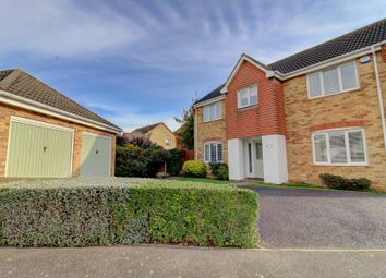Thumbnail 4 bed detached house for sale in Laburnum Way, Rayleigh