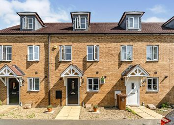 Thumbnail 3 bedroom terraced house for sale in Fitzgilbert Close, Gillingham, Kent