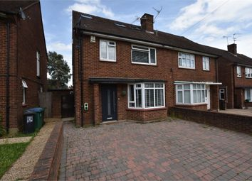 Thumbnail 4 bed semi-detached house for sale in Kimpton Place, Watford, Hertfordshire