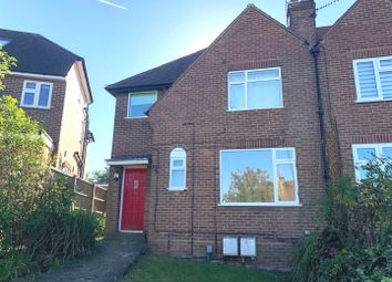 Thumbnail 2 bed maisonette to rent in Highland Drive, Bushey