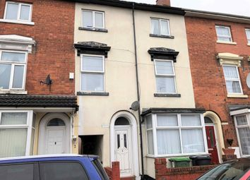 Thumbnail 4 bed terraced house to rent in Crawford Road, Compton, Wolverhampton