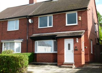 Thumbnail 3 bed semi-detached house for sale in Highland Road, Horwich, Bolton