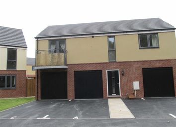 Thumbnail 2 bedroom mews house to rent in Cottrell Mews, West Bromwich