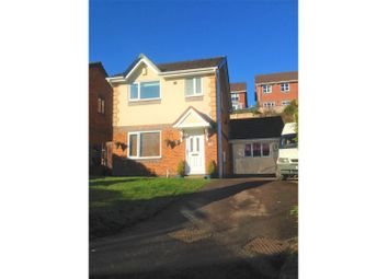 Thumbnail 3 bed detached house for sale in Tan Y Felin, Holywell