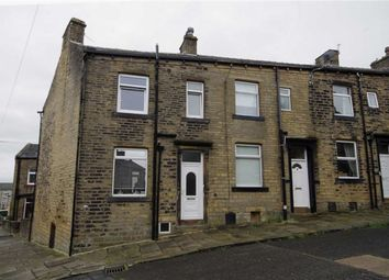 Thumbnail 3 bed end terrace house for sale in Rockville Terrace, Off Eldroth Road, Halifax