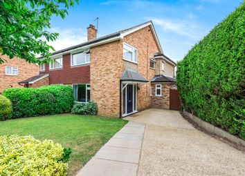 Thumbnail 4 bed semi-detached house for sale in Send Marsh, Ripley, Surrey