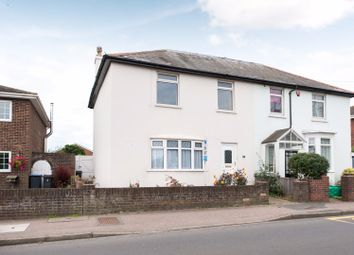 Thumbnail 3 bedroom semi-detached house for sale in St. Richards Road, Walmer, Deal