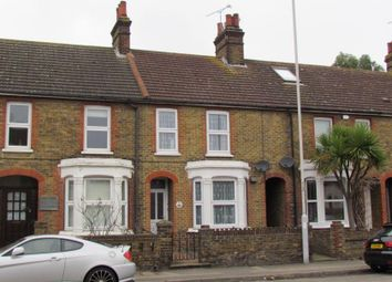 Thumbnail 4 bed terraced house for sale in Chalkwell Road, Sittingbourne