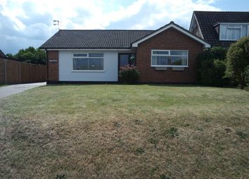 Thumbnail 3 bed detached bungalow for sale in Kemps Lane, Beccles
