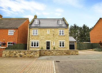 Thumbnail 5 bed detached house for sale in High Town, Longframlington, Morpeth