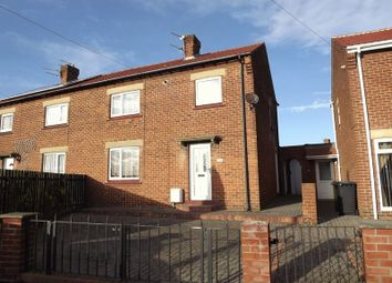 Thumbnail 3 bedroom semi-detached house for sale in Ullswater Road, Newbiggin-By-The-Sea