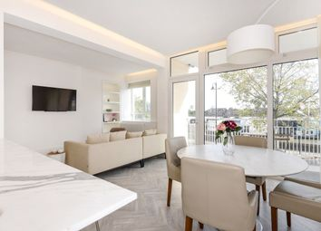 Thumbnail 3 bed flat for sale in Brunel House, Chelsea