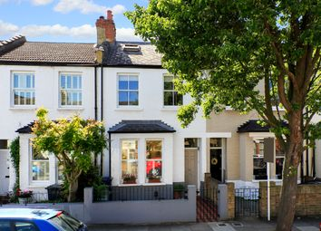 Thumbnail 3 bed terraced house for sale in Priory Road, London