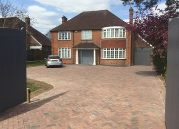 Thumbnail 4 bed detached house for sale in The Avenue, Fareham