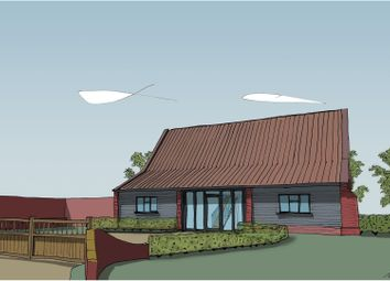 Thumbnail 4 bed barn conversion for sale in Lymballs Lane, Westleton