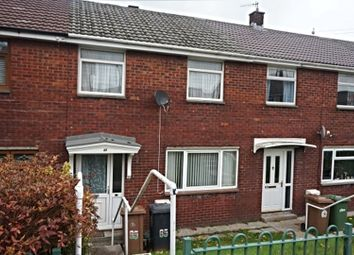 Thumbnail 2 bed terraced house for sale in Chartist Way, Blackwood