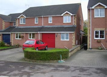 Thumbnail 3 bed semi-detached house to rent in Edenwall Road, Milkwall, Coleford