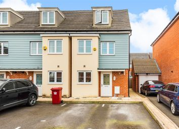 Collier Close, Slough SL1. 3 bed terraced house for sale