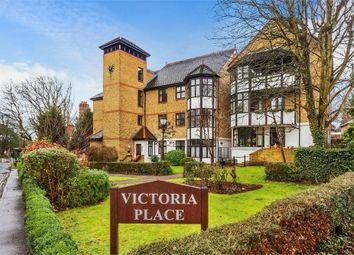 Thumbnail 2 bed property for sale in Victoria Place, Esher Park Avenue, Esher, Surrey
