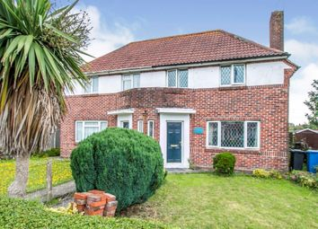 Thumbnail 3 bedroom semi-detached house for sale in Legion Road, Hamworthy, Poole