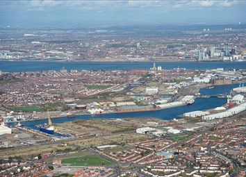 Thumbnail Land to let in East Float Storage Land, Dock Road, Birkenhead