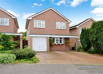 Thumbnail 4 bed property for sale in Five Elms Drive, Romsey, Hampshire