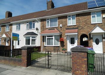 Thumbnail 3 bed terraced house for sale in Princess Drive, Liverpool