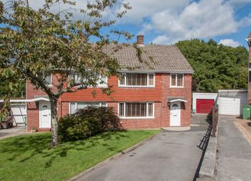 Thumbnail 4 bed semi-detached house for sale in Highclere Gardens, Plymouth