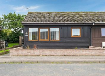 Thumbnail 1 bedroom semi-detached bungalow for sale in Golf Road, Cruden Bay, Aberdeenshire