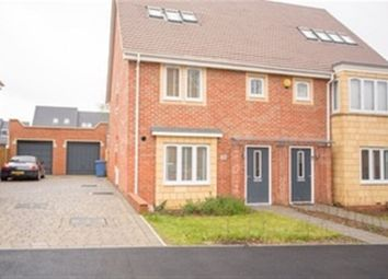 Thumbnail 4 bed semi-detached house to rent in Kennedy Avenue, High Wycombe