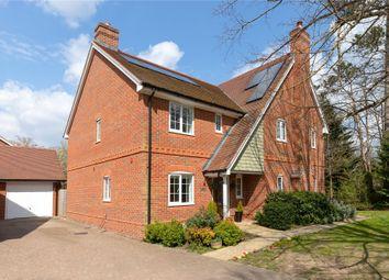 Phillips Close, Wokingham, Berkshire RG41. 3 bed semi-detached house for sale