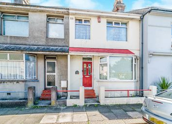 Thumbnail 3 bed terraced house for sale in Watson Place, Plymouth