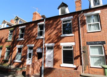 Thumbnail 4 bedroom terraced house for sale in Brook Terrace, Newcastle Avenue, Worksop