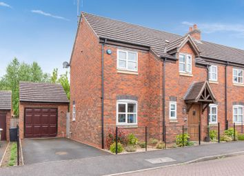 Thumbnail 3 bed semi-detached house for sale in Emmerson Avenue, Stratford-Upon-Avon