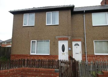 Thumbnail 3 bedroom semi-detached house for sale in Horton Place, Blyth