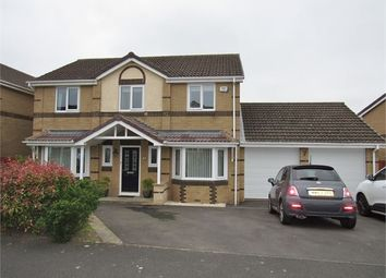 Thumbnail 4 bed detached house for sale in Ovington View, Prudhoe, Northumberland.