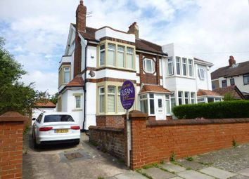 Thumbnail 3 bedroom semi-detached house for sale in Shaftesbury Avenue, Blackpool