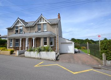 Thumbnail 2 bed semi-detached house for sale in Perranwell Station, Truro