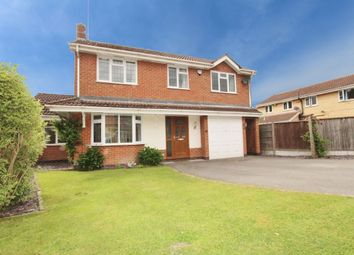 Thumbnail 4 bed detached house for sale in Somerby Court, Bramcote, Nottingham