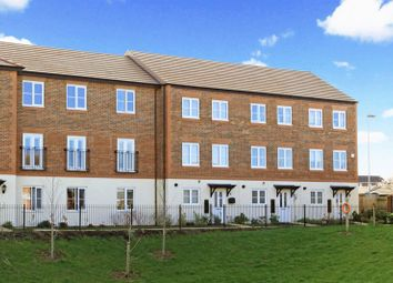 Thumbnail 3 bed town house for sale in 30 Sorbus Avenue, Hadley, Telford
