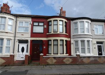 Thumbnail 3 bed terraced house for sale in Palladio Road, Liverpool, Merseyside