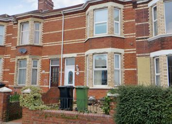 Thumbnail 3 bedroom terraced house to rent in Pinhoe Road, Exeter