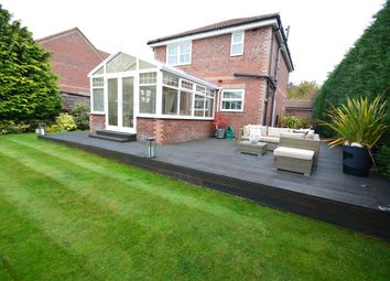 Thumbnail 3 bed detached house for sale in Blackbird Way, Scarborough