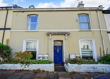 Thumbnail 2 bed flat for sale in Wilton Street, Plymouth