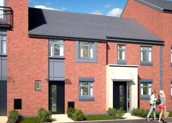 Thumbnail 3 bed town house for sale in The Tiverton - Plot 411, Johnsons Wharf, Leek Road, Hanley, Stoke On Trent